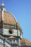 Church of S.Fiore in Florence Stock Photo