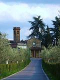Church S.Martino in florence Royalty Free Stock Photography