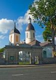 Church in Saaremaa Estonia Stock Images