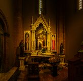 Church of Sacred Heart of Jesus in Bologna, Italy Royalty Free Stock Photo