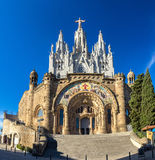 Church of the Sacred Heart of Jesus Royalty Free Stock Image