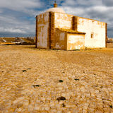 Church in Sagres Royalty Free Stock Images