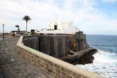 Church of sailors Royalty Free Stock Photo