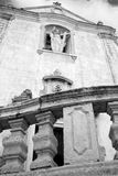 Church of Saint Agostino in Taormina: detail Royalty Free Stock Photos