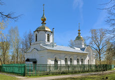 Church of Saint Alexander Nevsky in Kineshma, Russ Stock Photos