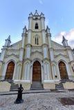 Church of Saint Angel Custodian - Havana, Cuba Royalty Free Stock Photo