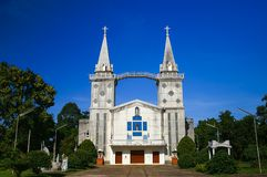 Church of Saint Anna Nong Saeng Stock Photography