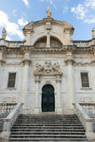 Church of Saint Blaise in Dubrovnik Royalty Free Stock Photography