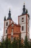 Church Saint Blasius in Fulda, Germany Royalty Free Stock Image