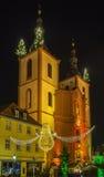 Church Saint Blasius in Fulda, Germany Royalty Free Stock Photography