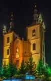 Church Saint Blasius in Fulda, Germany Stock Image