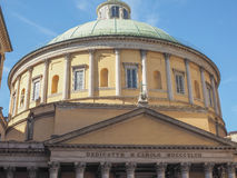 Church of Saint Charles Borromeo in Milan Royalty Free Stock Photography