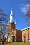 Church of Saint Clare or Klara Church in central Stockholm Royalty Free Stock Photos