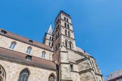 Church of Saint Dionysius  in Esslingen am Neckar, Germany Stock Photos