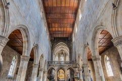 Church of Saint Dionysius  in Esslingen am Neckar, Germany Royalty Free Stock Image