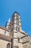 Church of Saint Dionysius  in Esslingen am Neckar, Germany Royalty Free Stock Images