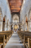 Church of Saint Dionysius in Esslingen am Neckar, Germany royalty free stock photography