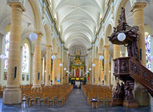 Church Saint Eligius Royalty Free Stock Images