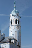 Church of Saint Elizabeth Hungarian Royalty Free Stock Image