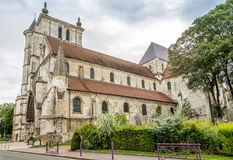 Church Saint Etienne in Beauvais Royalty Free Stock Image