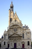 Church Saint-Etienne-du-Mont 1 Royalty Free Stock Photography