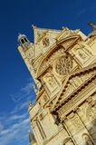 The church of Saint-Etienne-du-Mont. Royalty Free Stock Image