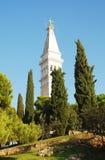 Church of Saint Euphemia in Rovinj Stock Image