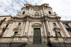 Church of Saint Francis of Assisi Royalty Free Stock Photos