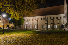 The Church of Saint Francis of Assisi in Krakow Royalty Free Stock Photography