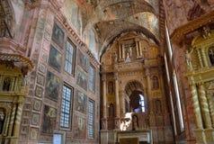 Church of Saint Francis of Assisi stock photo