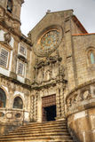 Church of Saint Francis in Porto Royalty Free Stock Image