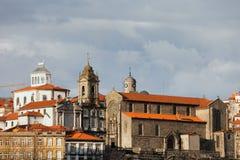 Church of Saint Francis in Porto Stock Image