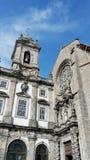 Church of Saint Francis, Porto, Portugal Royalty Free Stock Photos