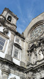 Church of Saint Francis, Porto, Portugal Royalty Free Stock Image