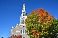 Church of Saint Francis Xavier Royalty Free Stock Image