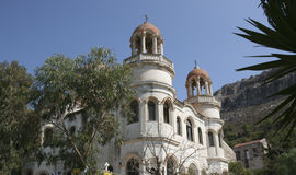 Church of Saint George in Kastellorizo - Dodecanes Stock Photography