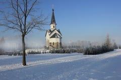 The Church of Saint George, Saint-Petersburg , Rus Royalty Free Stock Image