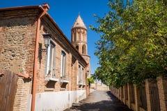 Church of Saint George, Signagi Royalty Free Stock Photography