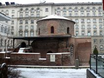 Church of Saint George, Sofia Royalty Free Stock Photography