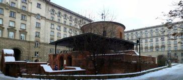 Church of Saint George, Sofia Stock Photos