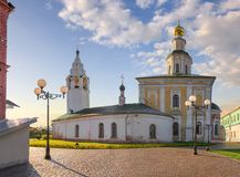 Church of Saint George the Victorious in Vladimir. Russia. Church of Saint George the Victorious. Vladimir. Russia Stock Image