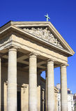 The Church of Saint-Germain Royalty Free Stock Photo