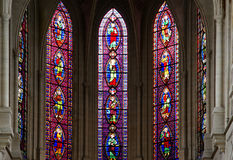 Church of Saint-Germain-l'Auxerrois Stock Photography