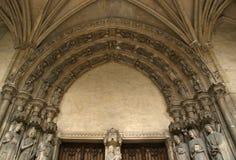 The Church of Saint-Germain-l'Auxerrois, Paris, France Stock Image