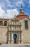 Church of Saint Goncalo in Amarante stock images