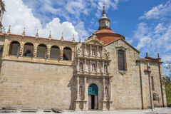 Church of Saint Goncalo in Amarante Royalty Free Stock Photography