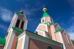 Church of Saint Gorazd, Olomouc, Czech Republic. / Czechia, Central Europe Royalty Free Stock Images