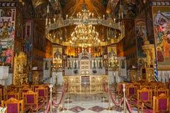 Church of Saint Gregory Palamas Royalty Free Stock Photography