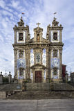 Church of Saint Ildefonso - Igreja de Santo Ildefonso Stock Photo