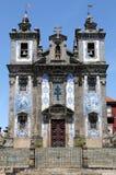 Igreja de Santo Ildefonso Stock Photo